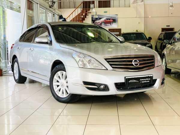 Nissan Teana, 2010 год, 629 900 руб.