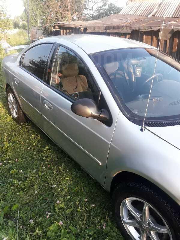 Dodge Neon, 2000 год, 80 000 руб.