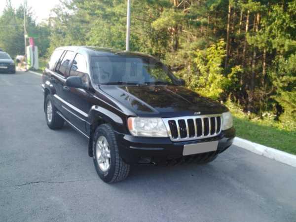 Jeep Grand Cherokee, 1999 год, 180 000 руб.