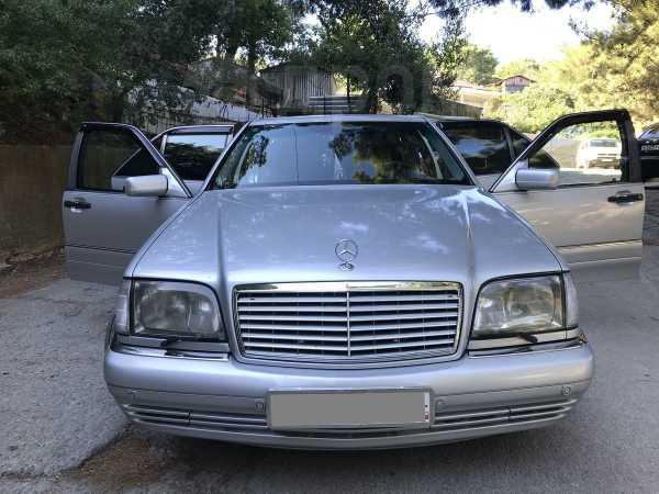 Mercedes-Benz S-Class, 1997 год, 850 000 руб.