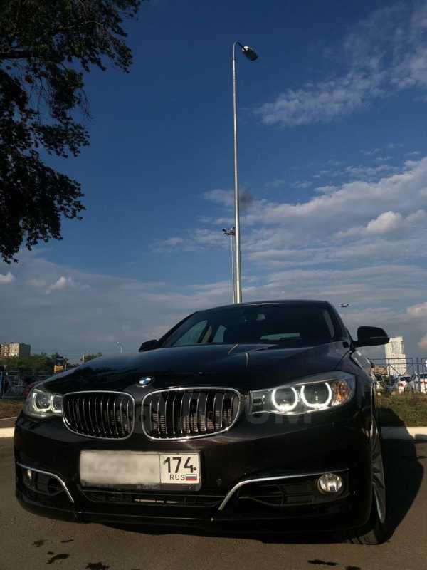 BMW 3-Series Gran Turismo, 2013 год, 1 100 000 руб.