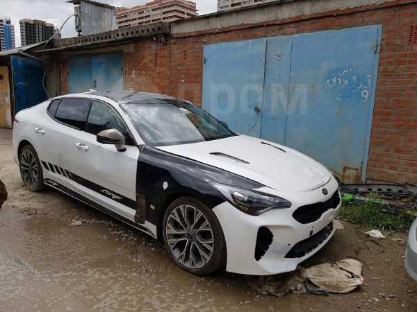 Kia Stinger, 2018 год, 750 000 руб.