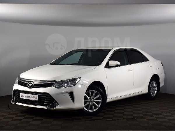 Toyota Camry, 2015 год, 1 115 000 руб.