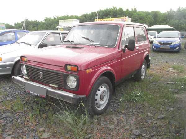 Лада 4x4 2121 Нива, 1988 год, 80 000 руб.