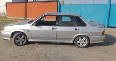 Серноводское 2115 Самара 2006