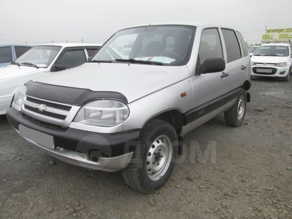 Chevrolet Niva, 2007 год, 249 000 руб.