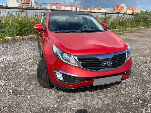 Kia Sportage, 2011 год, 714 568 руб.
