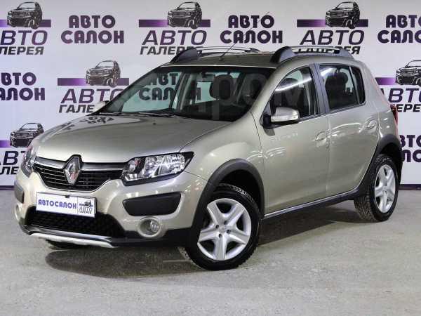 Renault Sandero, 2018 год, 555 000 руб.