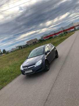 Великий Новгород Opel Astra 2011