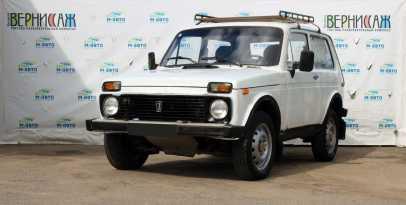 Ярославль 4x4 2121 Нива 1994