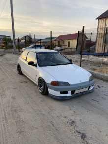 Новый Уренгой Civic 1991