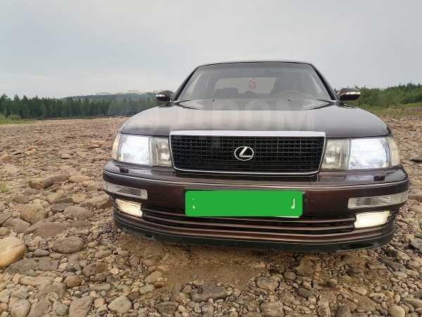 Lexus LS400, 1991 год, 255 000 руб.