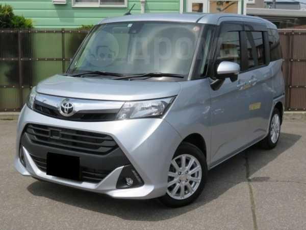 Toyota Tank, 2019 год, 473 000 руб.