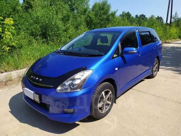 Toyota Wish, 2007 год, 650 000 руб.