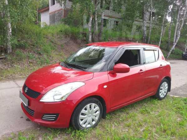 Suzuki Swift, 2011 год, 500 000 руб.