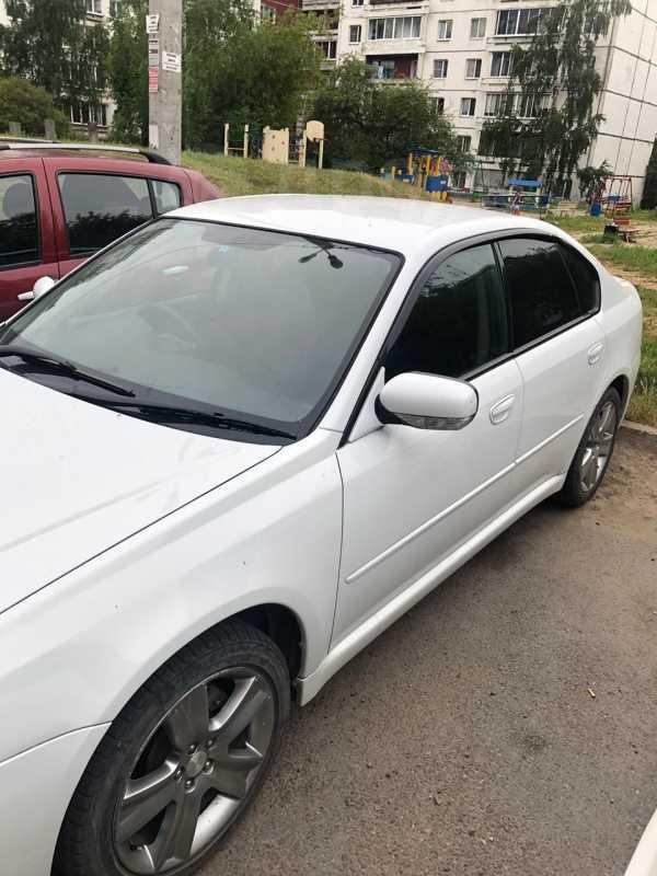 Subaru Legacy B4, 2005 год, 420 000 руб.