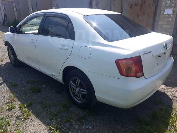 Toyota Corolla Axio, 2007 год, 280 000 руб.