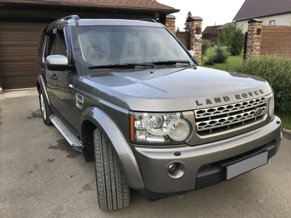 Land Rover Discovery, 2010 год, 1 230 000 руб.