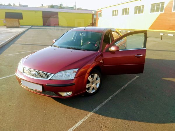 Ford Mondeo, 2005 год, 315 000 руб.