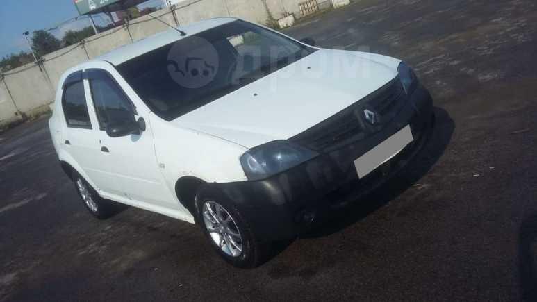 Renault Logan, 2009 год, 125 000 руб.