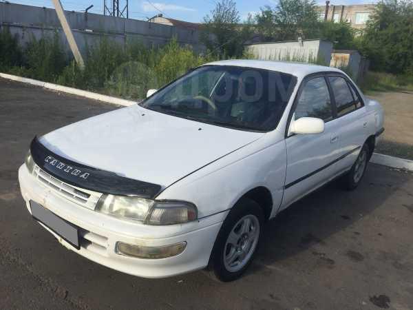 Toyota Carina, 1993 год, 87 000 руб.