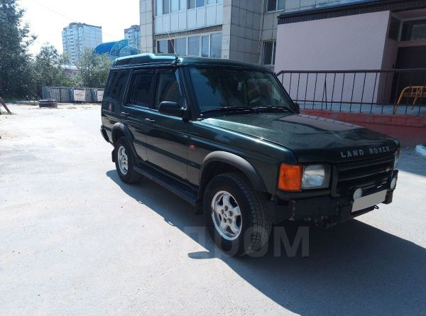 Land Rover Discovery, 2001 год, 350 000 руб.