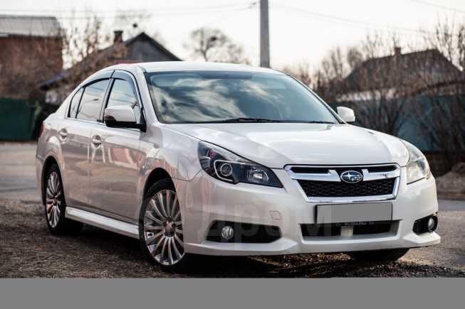 Subaru Legacy B4, 2012 год, 780 000 руб.