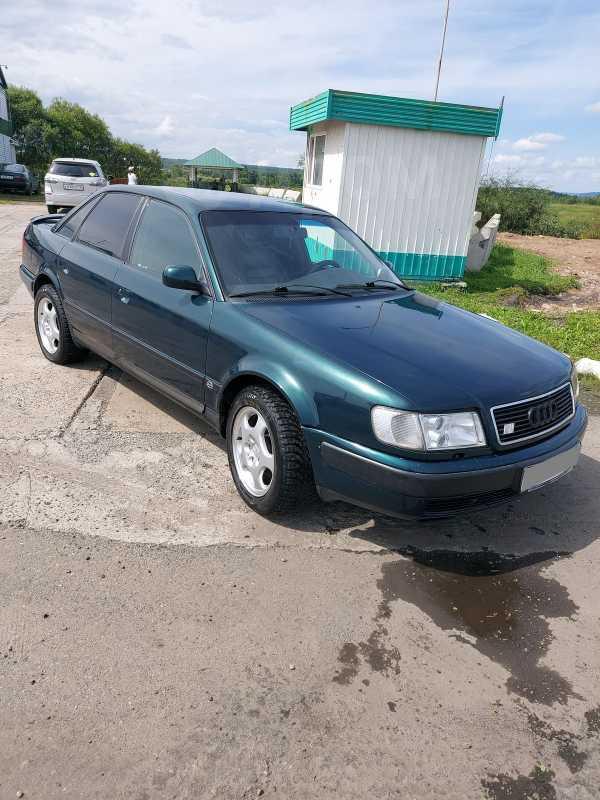 Audi S4, 1994 год, 170 000 руб.
