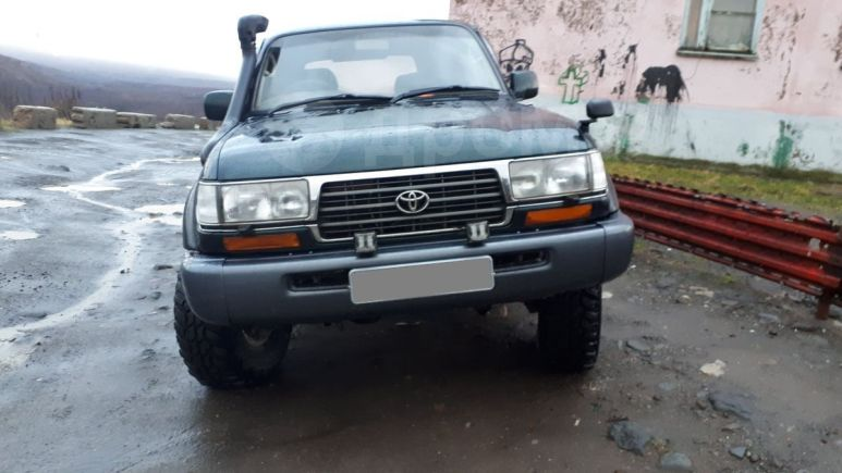 Toyota Land Cruiser, 1997 год, 1 200 000 руб.