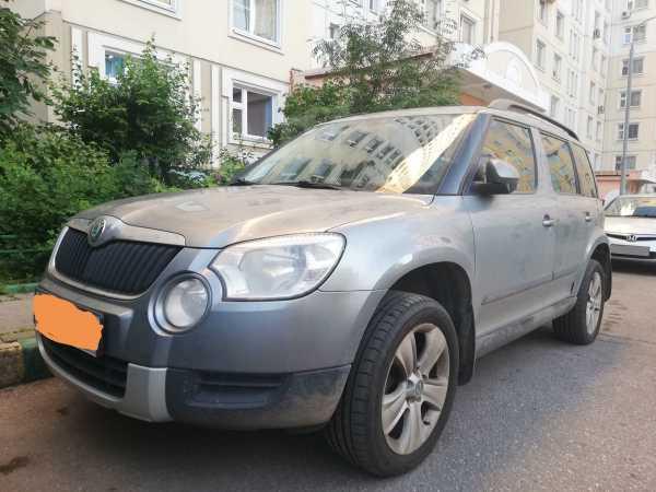 Skoda Yeti, 2012 год, 550 000 руб.