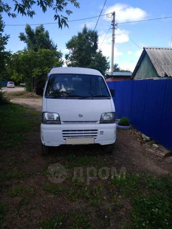 Suzuki Every, 2002 год, 125 000 руб.
