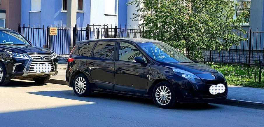 Renault Grand Scenic, 2009 год, 455 000 руб.