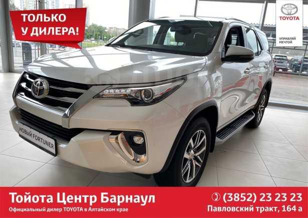Toyota Fortuner, 2018 год, 2 997 000 руб.