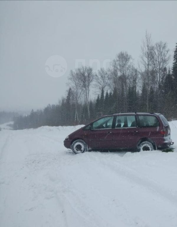 Ford Galaxy, 1995 год, 80 000 руб.