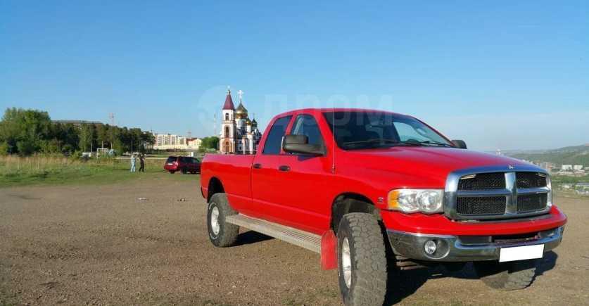 Dodge Ram, 2004 год, 1 450 000 руб.
