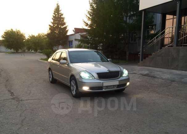 Toyota Brevis, 2001 год, 465 000 руб.