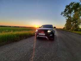 Екатеринбург Range Rover Evoque