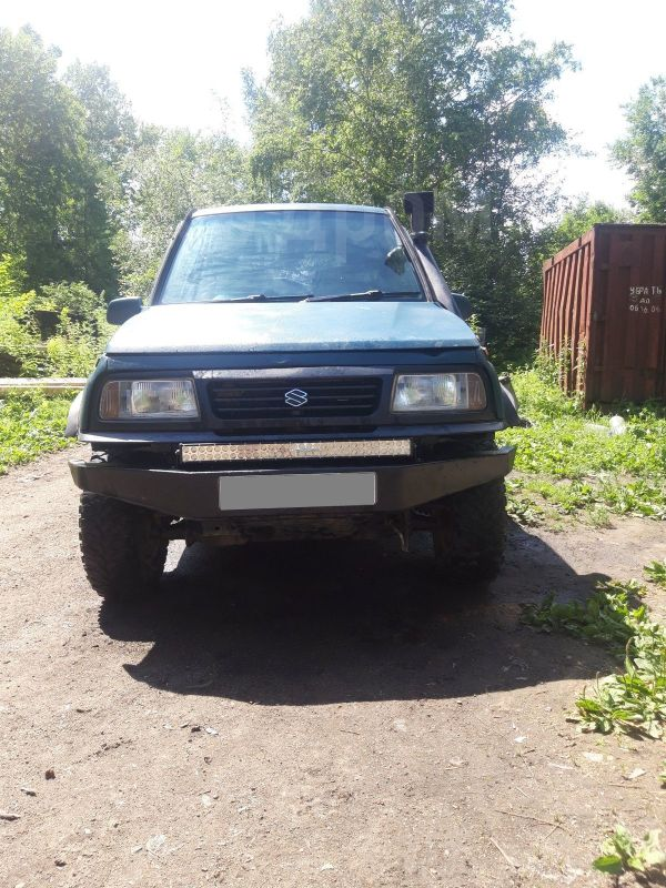 Suzuki Escudo, 1992 год, 200 000 руб.