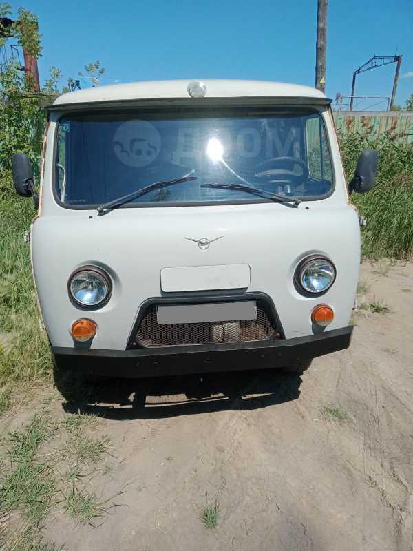 УАЗ Буханка, 1999 год, 133 515 руб.