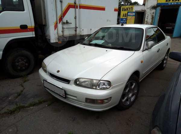 Nissan Presea, 1998 год, 155 000 руб.