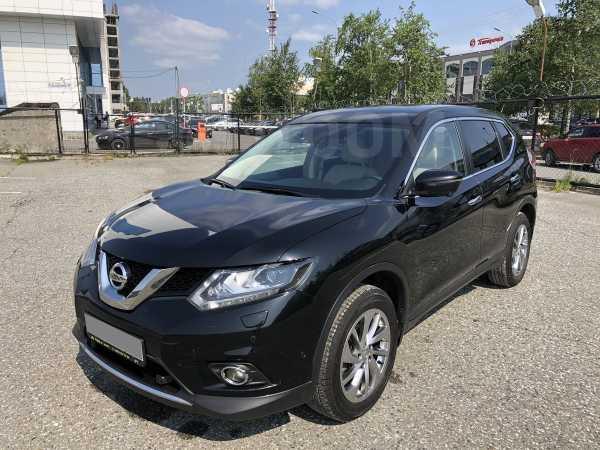 Nissan X-Trail, 2018 год, 1 549 000 руб.