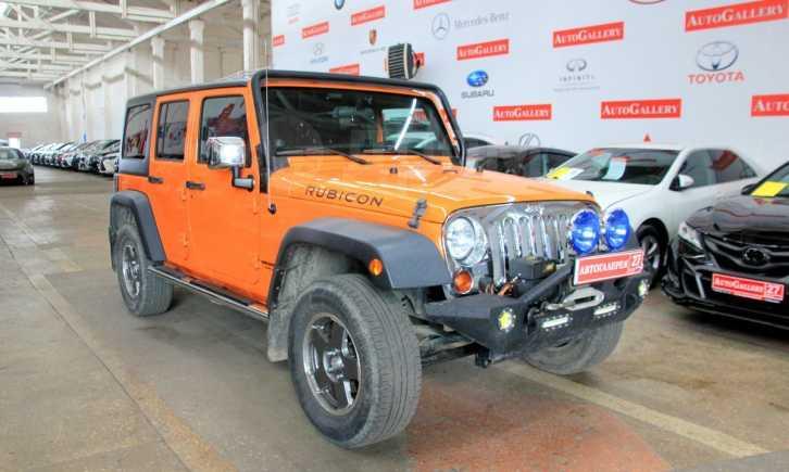 Jeep Wrangler, 2012 год, 2 148 000 руб.
