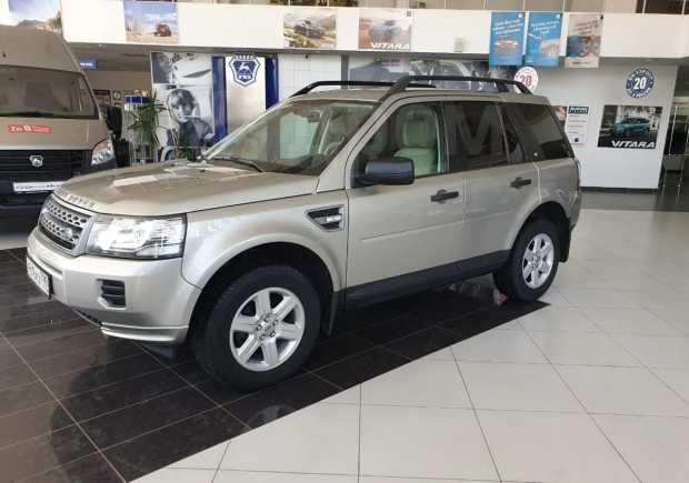 Land Rover Freelander, 2013 год, 1 120 000 руб.