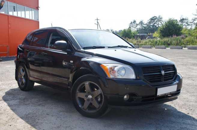 Dodge Caliber, 2007 год, 455 000 руб.