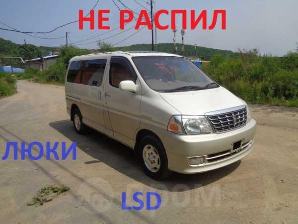 Toyota Grand Hiace, 2001 год, 410 000 руб.