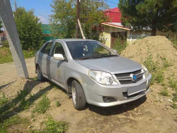 Geely MK, 2011 год, 135 000 руб.