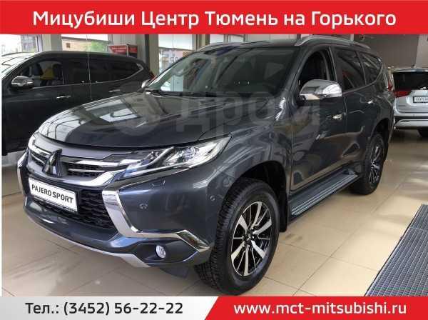 Mitsubishi Pajero Sport, 2020 год, 3 065 000 руб.