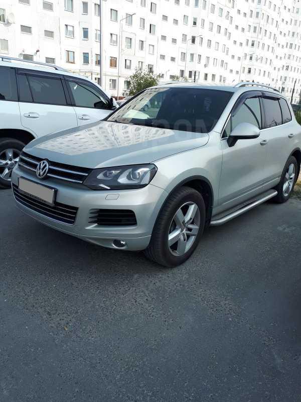 Volkswagen Touareg, 2011 год, 1 280 000 руб.