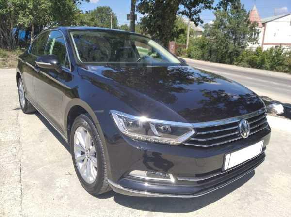 Volkswagen Passat, 2017 год, 1 597 000 руб.