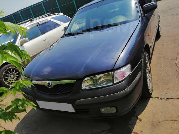 Mazda 626, 1998 год, 90 000 руб.